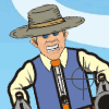 Free wild west shooting game